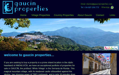 Gaucin Properties - real estate