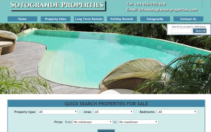 Sotogrande Properties - sales and rentals
