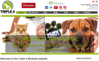 Triple A Marbella Animal Shelter